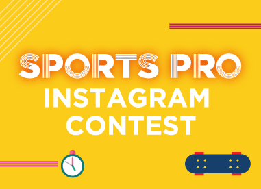 Sports Pro Instagram Contest