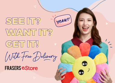 Be Rewarded When You Shop at the Newly Launched Frasers eStore