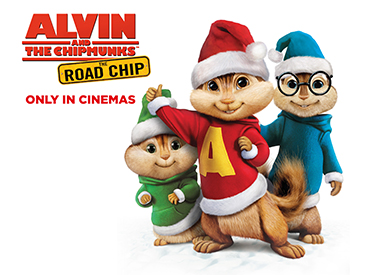 Alvin And The Chipmunks Christmas.The Centrepoint