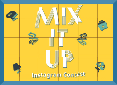 Mix It Up Instagram Contest