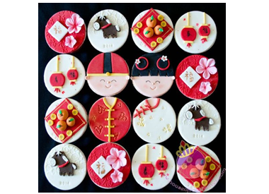 Cupcake Deco Workshop by Dr Susanne Ng
