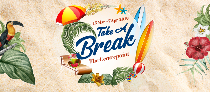 Take a Break at The Centrepoint