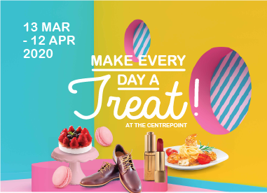 Make Every Day A Treat At The Centrepoint