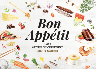 Bon Appetit at The Centrepoint