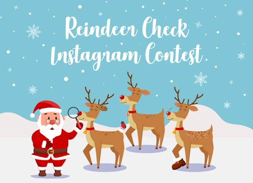 The Centrepoint - Reindeer Check Instagram Contest