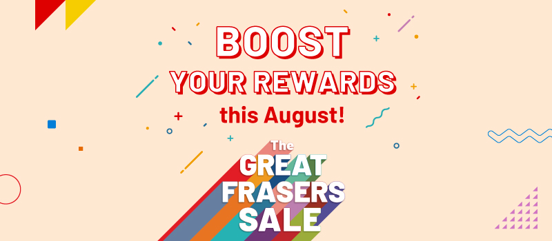 Supersize Your Shopping Spree And Win Big At The Malls Of Frasers Property